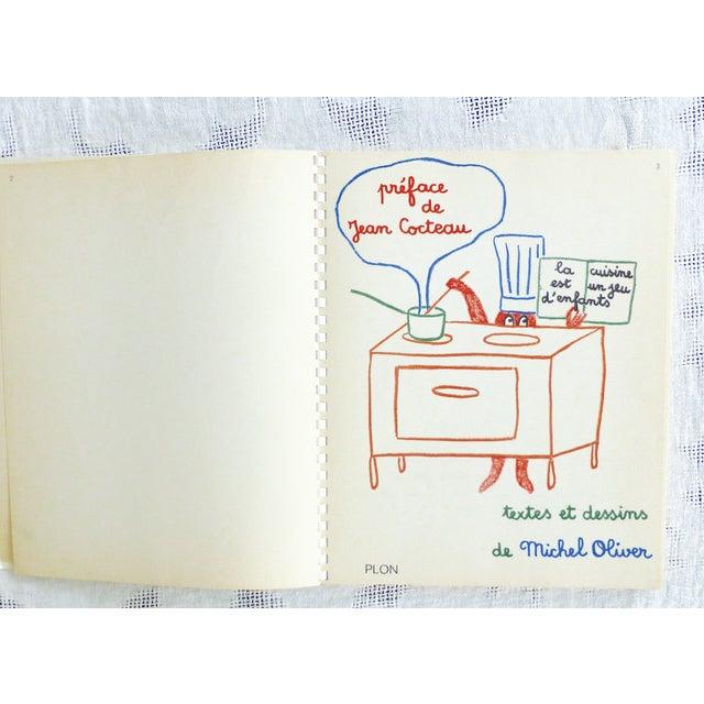 La Cuisine Est Un Jeu D'enfants, Michel Oliver - Image 3 of 11