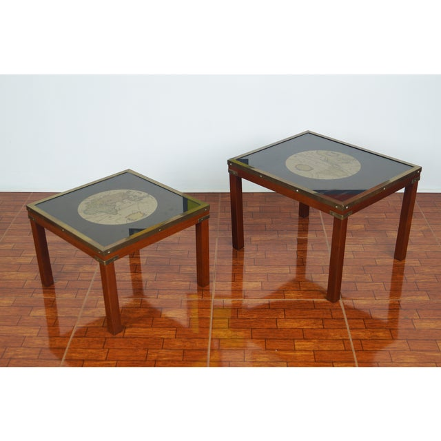 Image of Vintage Nesting Tables - Set of 2