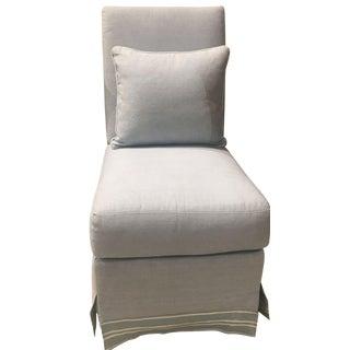 Henredon Wilshire Slipper Chair