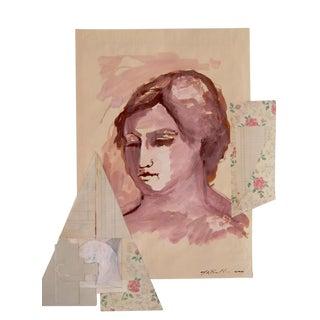 'Elizabeth in Springtime' Painting