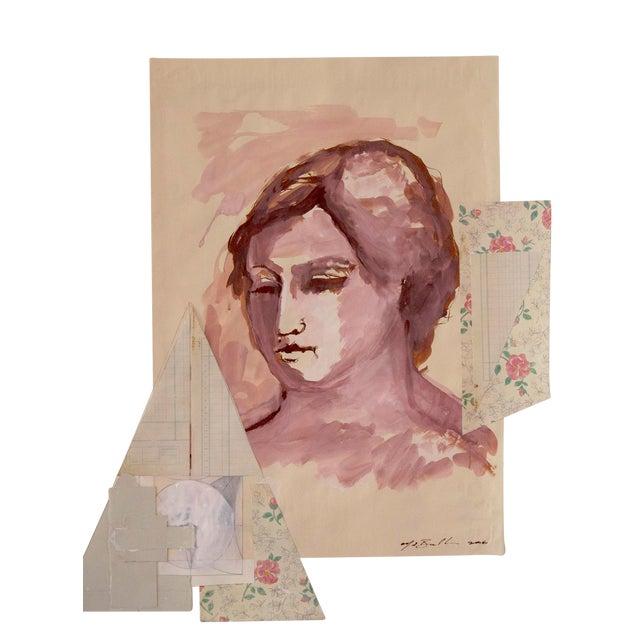 'Elizabeth in Springtime' Painting - Image 1 of 5