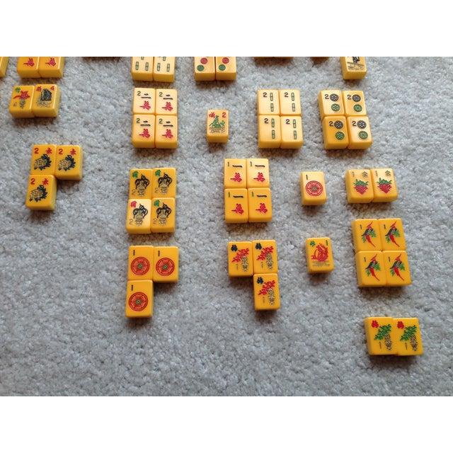 Vintage 1950s Royal Mahjong Game Set - Image 8 of 11