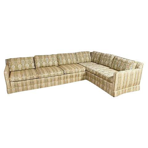 1960s John Stuart Sectional Sofa - Image 1 of 10
