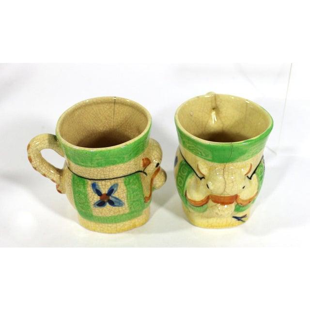 Image of 1920s Camel Tea Set