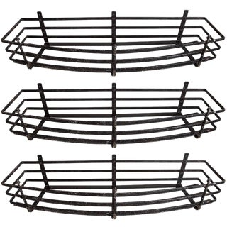 Cast Iron Window Boxes