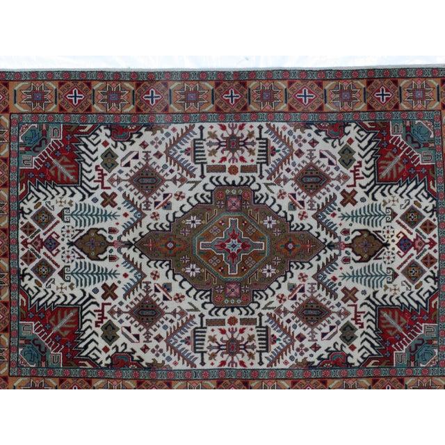 "Leon Banilivi Persian Tabriz rug - 3'4"" x 5'5"" - Image 4 of 6"