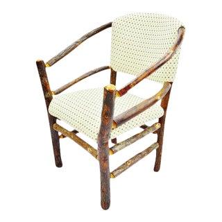 Rustic Adirondack Arm Chair