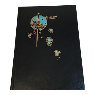 Illustrated 'Hamlet' by Shakespeare Book