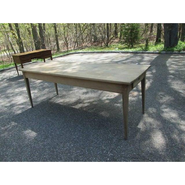 Image of Swedish Farm Table, Former Work Table