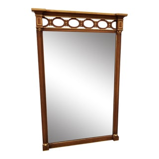 John Widdicomb Neoclassical Mirror