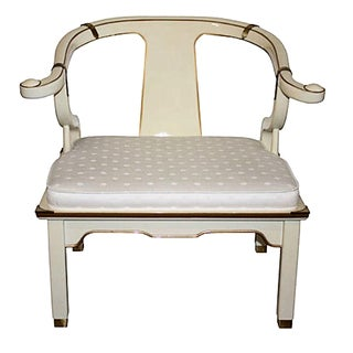 Century Furniture James Mont Style Lounge Chair