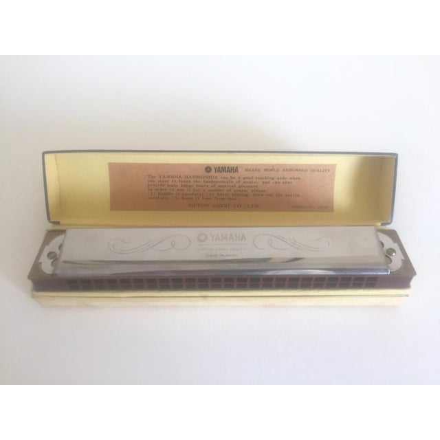 Image of Vintage Yamaha Harmonica in 'C'