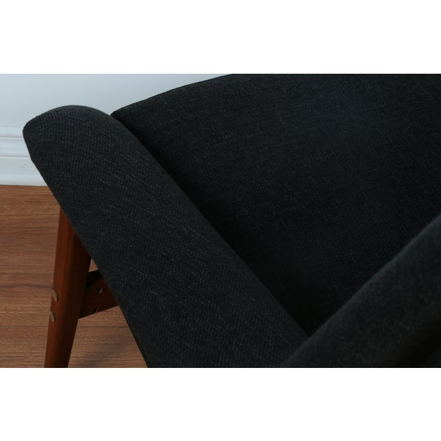 Dux Chair and Ottoman by Folke Ohlsson - Image 10 of 11