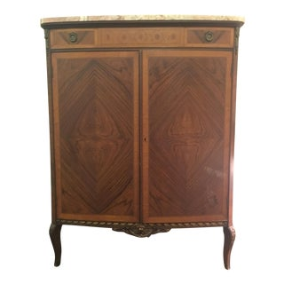 1920s Slack,Rassnick & Co. Louis XV Style Inlaid Dresser