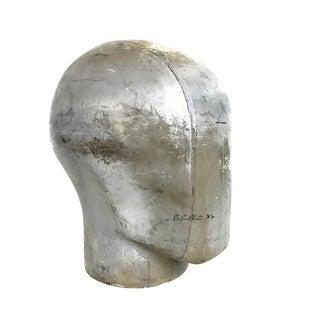 Vintage Industrial Head Form