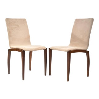 BoConcept Danish Style Chairs - A Pair