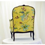 Image of Yellow Lady's Chair With Down Cushion