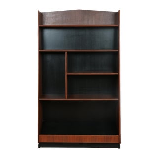 Vintage Asymmetrical Bookshelf