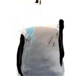 Laurent Koller Print - l'O