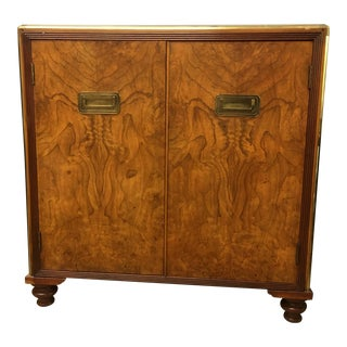 Baker Furniture Campaign Cabinet