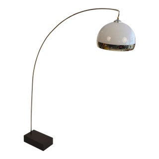 Italian Vintage Floating Floor Lamp