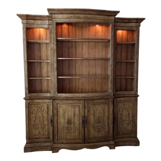 French Wall Unit by Hooker (Seven Sea's)