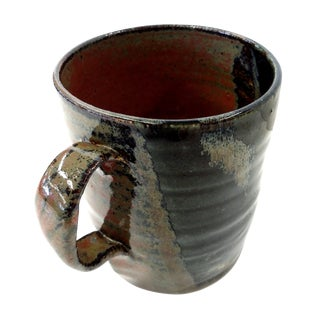 Hand-Thrown Artisan Shaving Mug
