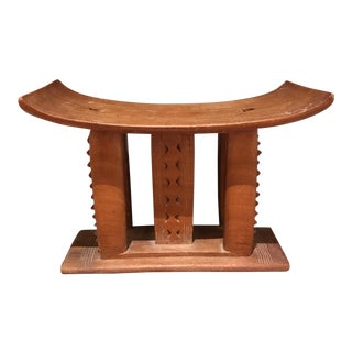 Asian Wooden Bench
