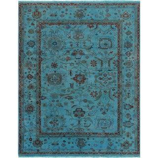 "Pasargad Overdye Lamb's Wool Area Rug - 8' 3"" X 10' 0"""