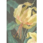 Image of Original Floral Still Life Watercolor Painting