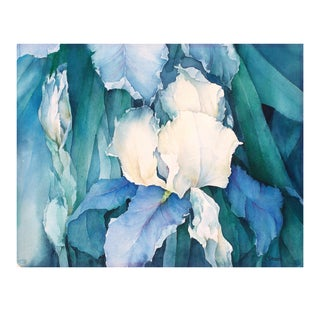 "Roxanna Bergner ""Iris"" Giclee Print"