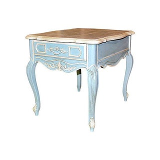 Stanley Painted Side Table