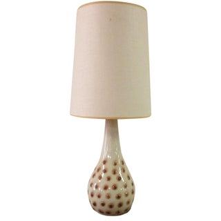 Small Ceramic Mid-Century Lamp