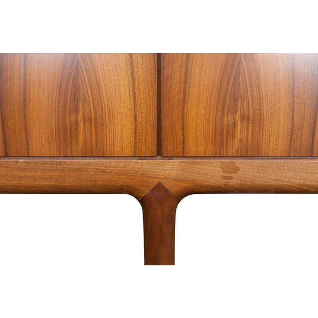 Walnut and Marble Credenza by Jos De Mey - Image 6 of 11