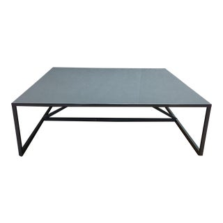 Blu Dot Strut Square Coffee Table