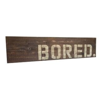 Original reclaimed wood art bored for Used lumber los angeles
