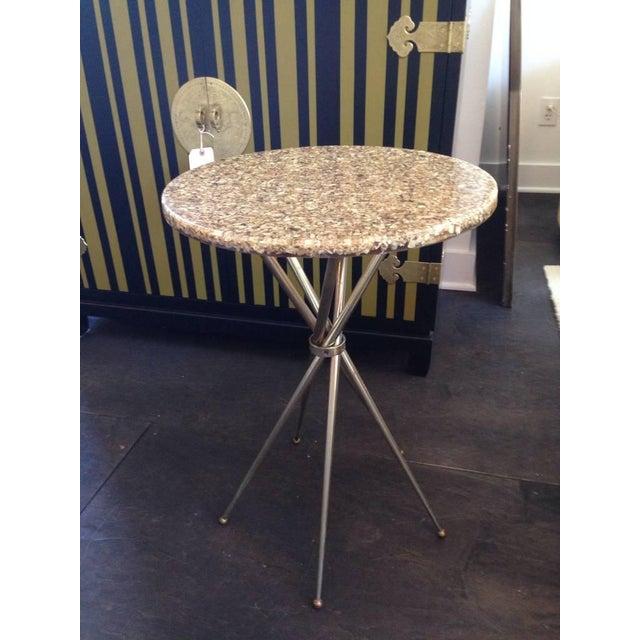 Beautiful, Five-Leg Base Gueridon Table - Image 6 of 7