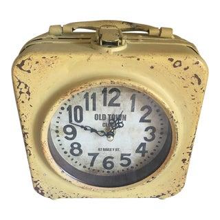 Vintage Old Town Clock