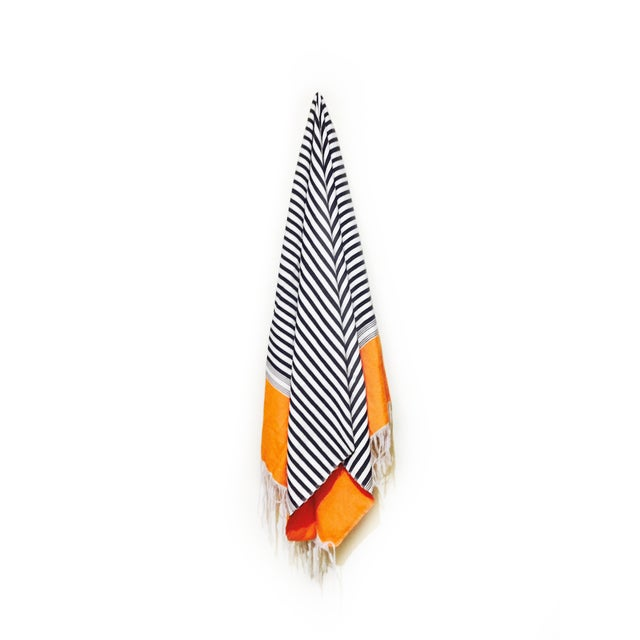 Hand Loomed Moroccan Towels - Image 1 of 3