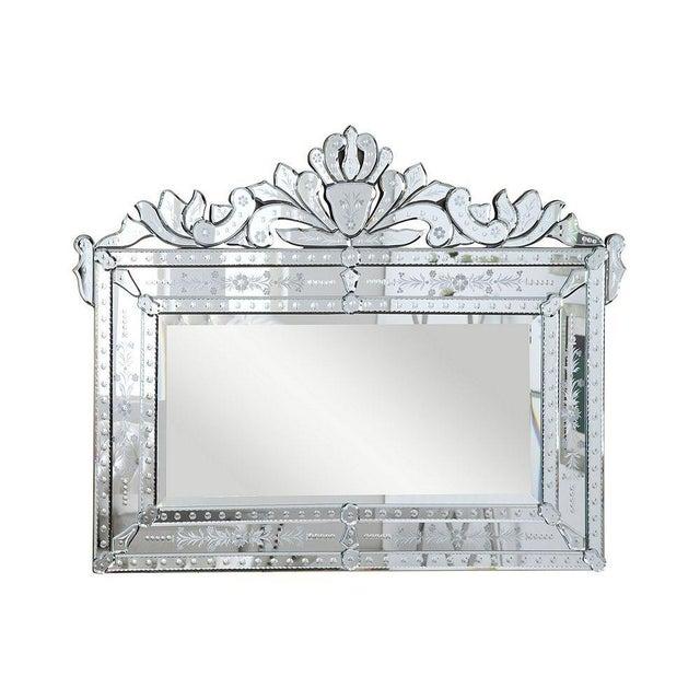 Venetian Wall Mirror - Image 1 of 3