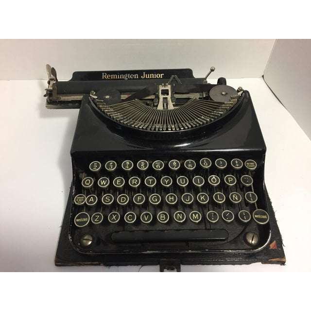 Antique Remington Spanish Typewriter - Image 4 of 10