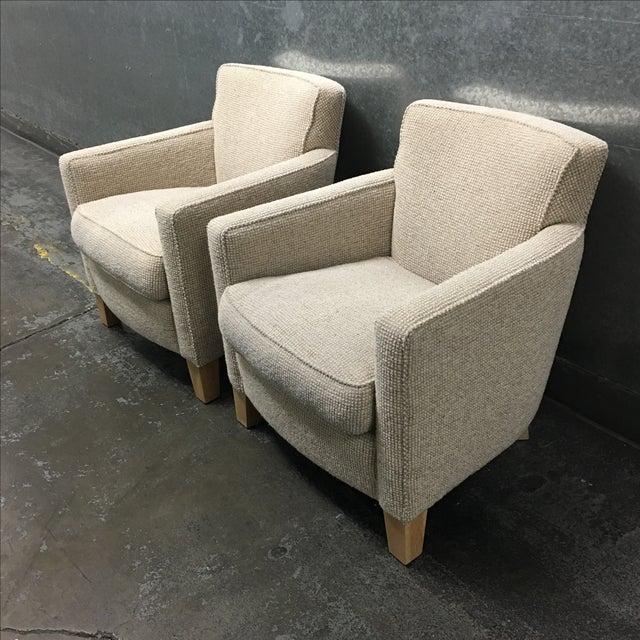 Marco Custom Elizabeth Side Chairs - Pair - Image 3 of 10
