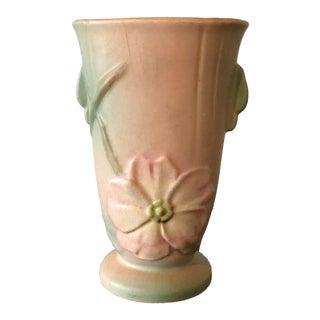 Weller Pottery Dogwood Vase