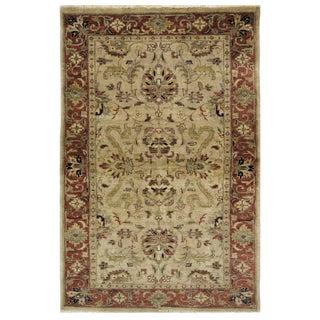 Indian Wool Rug - 2.10 x 5