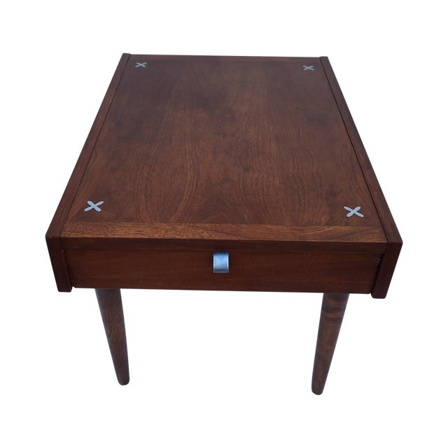 American of Martinsville Mid-Century Side Table - Image 1 of 11