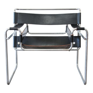 Marcel Breuer for Stendig Vintage Wassily Chair - 4 Available