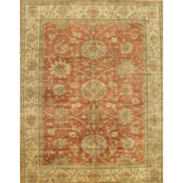 Image of Pasargad Sultanabad Traditional Rug - 10′1″ × 13′8″