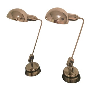 Mid-Century Jumo Lamps by Charlotte Perriand