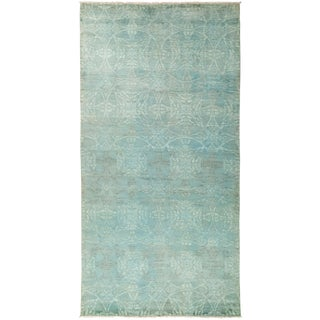 """Vibrance Hand Knotted Area Rug - 6'0"""" X 11'8"""""""