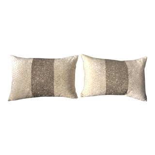 MItchell Gold Sparkling PIllows - a Pair